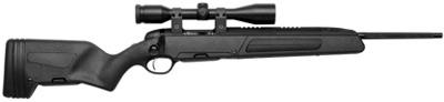Steyr Scout Tactical классический вариант установки оптического прицела