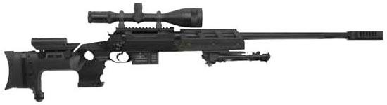 Снайперская винтовка Unique Alpine TPG-1