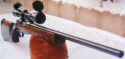 CZ 537 Sniper