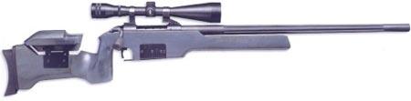 Снайперская винтовка CZ 700
