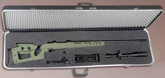 GOL-Sniper в кейсе для транспортировки