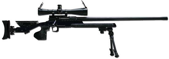 Снайперская винтовка Sauer S 205 Phantom