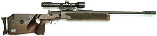 Снайперская винтовка Mauser SP66