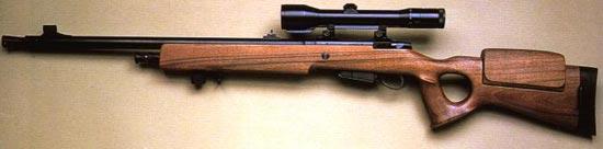 Снайперская винтовка Beretta 501 sniper