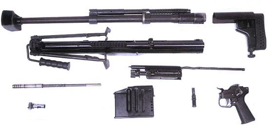 Основные  элементы QBU-10
