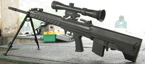 Снайперская винтовка QBU-88 / Type-88