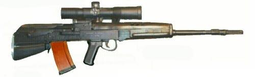 Вепр снайперская винтовка
