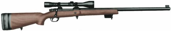 Снайперская винтовка Parker-Hale M82