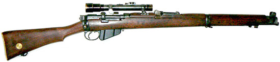 SMLE Mk III* T