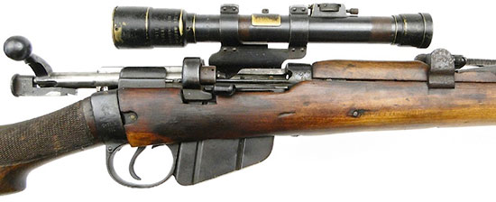 SMLE Mk III T