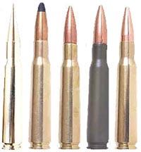 патроны используемые в Accuracy International AW-50
