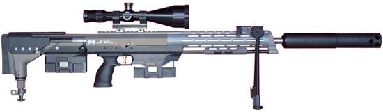 Снайперская винтовка DSR 50