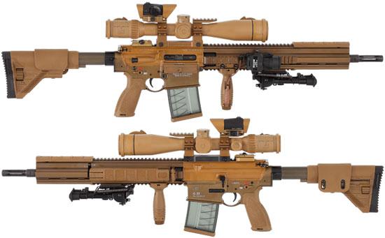 Heckler & Koch HK G28 в варианте Standard