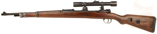 Снайперская винтовка Zf. Kar. 98k