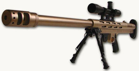 LAR Grizzly Big Boar .50 BMG