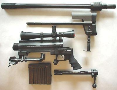 Windrunner M96 основные компоненты