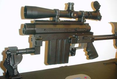 Windrunner M98 ствол снят