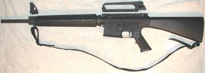 штурмовая винтовка Armalite AR-10A4
