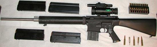 Armalite AR-10(T)