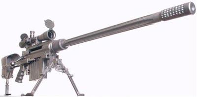 Windrunner .50 cal - CheyTac LRRSВ М-100