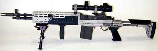 Mark 14 Mod 0 Enhanced Battle Rifle - M1A EBR
