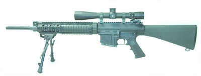 Mk11 mod.0 с магазином на 5 патронов