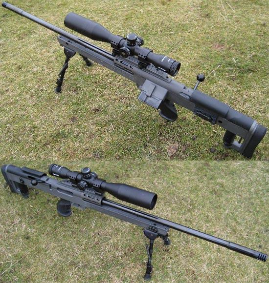 Keppeler KS V Bullpup Sniper калибра .308 Win. (7.62x51 NATO)