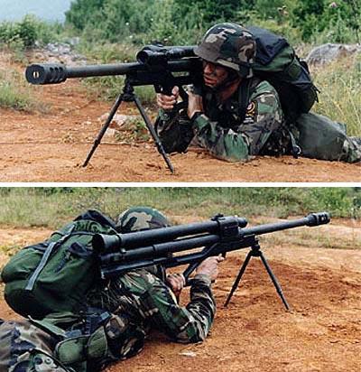 RT-20 при стрельбе