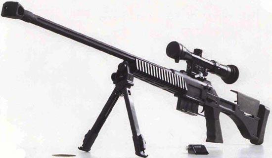Снайперская винтовка JS 7.62