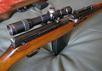 снайперская винтовка АВС-36