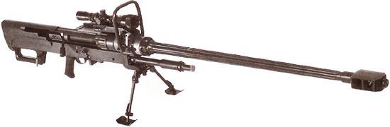 NTW-20 со стволом калибра 14,5 мм (NTW-14.5)