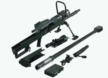 NTW-20 основные компоненты