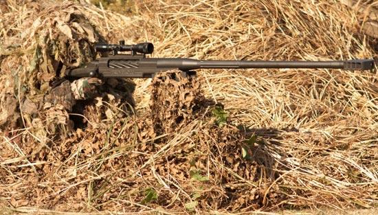 Truvelo .50 BMG при использовании