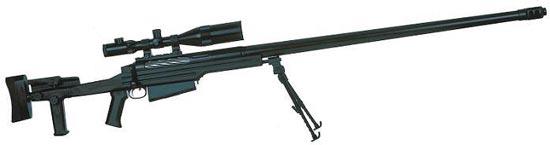 Truvelo .50 BMG вариант с магазинным питанием
