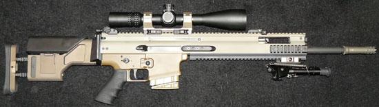 FN SCAR SSR Mk 20 Mod 0