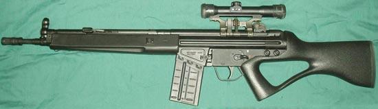 SAR-8 Sporter