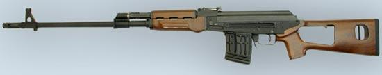 Zastava M91 без установленного оптического прицела
