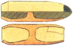 DKK (Doppel Kammer Kronegeschoss)