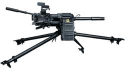 Автоматический станковый гранатомет Heckler&Koch 40mm GMG