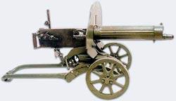 Пулемет Максим. Образца 1905 г.