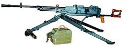 12.7 мм крупнокалиберный пулемет НСВ