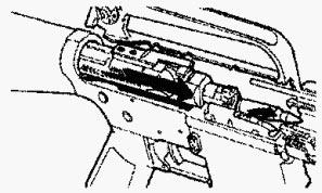 рис. 6 1-я часть цикла производства выстрела