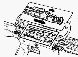 рис. 8 3-я часть цикла производства выстрела