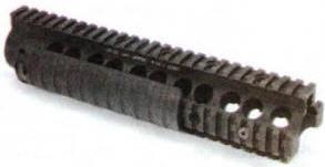 рис. 17. Цевье URX RAS для карабинов серии SR-25