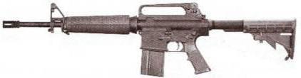 рис. 3. Карабин AR-10A2C