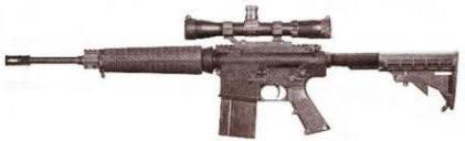 рис. 5. Карабин AR-10A4C