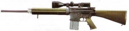 рис. 6. Спортивно-целевая винтовка AR-10(T)