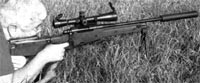 Снайперские винтовки с глушителем – что нового?