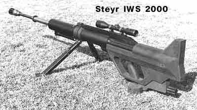 Steyr IWS 2000