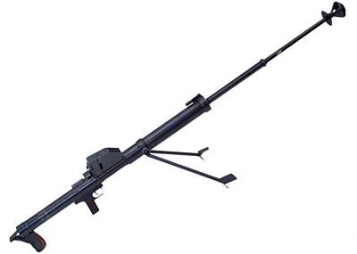 12,7-мм противотанковое ружье Блюма. Опытный образец 1939 года